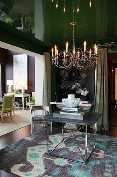 Habitually Chic®: Kips Bay Decorator Show House 2012: Thom Filicia