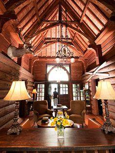 Birchwood, Wisconsin: Stout's Island Lodge