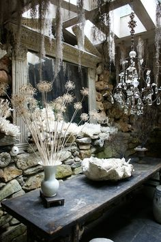 House of decorator and landscape designer, Michael Trapp.