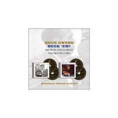 Buck owens - Buck em:Music of buck owens vols 1&2 (CD)