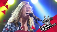 Baggio – Does Your Mother Know (The Blind Auditions | The voice of Holla...