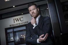 Xabi Alonso neuer Friend of the Brand von IWC Schaffhausen