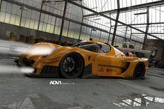 2011 Rebellion R1k Ultima GTR by Jon Olsson