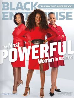 Apple Music Exec Bozoma Saint John is on the Cover of Black Enterprise Magazine as a Top Women in Business