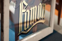 """""""Eamon"""" — Lettering, gilding, and painting by Everett Katigbak, for @twatson"""