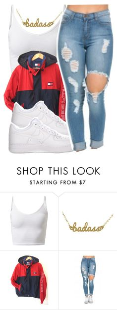 """""""4/23/16"""" by lookatimani ❤ liked on Polyvore featuring Kris Nations"""