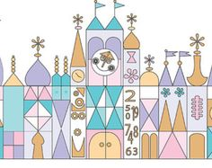 It's a Small World Digital Printables by MakeWeekly on Etsy