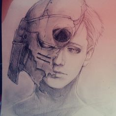 Alphonse Elric (Fullmetal Alchemist).