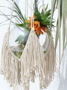Image result for designer plant hangers