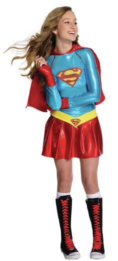 Superhero costumes Image Credit: Spirit Halloween  via @AOL_Lifestyle Read more: http://www.aol.com/article/2014/12/19/an-easy-and-delicious-recipe-for-homemade-eggnog-chai-lattes/21119191/?a_dgi=aolshare_pinterest#fullscreen