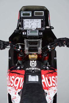 Husqvarna Rally 449 Dakar