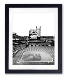 Philadelphia Phillies Stadium Art Print On High Quality Matte Cardstock Paper - Buy 2 Get 1 FREE on Etsy, $7.99