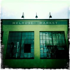 malrose market (can't wait to explore this place again), seattle