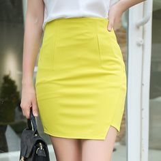 Find More Skirts Information about New Arrivals Formal High Waist Pencil Skirt Outfit 2015 Solid Mini Saia Feminina Social Slim Elastic Faldas Mujer Cortas C411,High Quality skirt beaded,China skirt casual Suppliers, Cheap skirt size from H-O-M FASHION STORE on Aliexpress.com