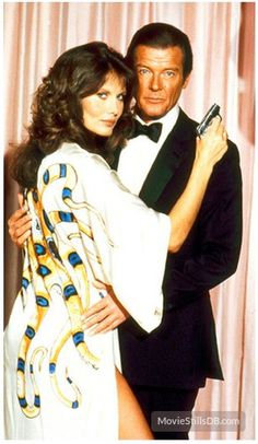 Octopussy (1983). Roger Moore (James Bond) was 56 and second time Bond Lady Maud Adams (Octopussy) was 38 years old. Yet, she was still 28 years younger than him.
