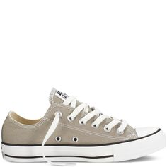 Chuck Taylor in Old Silver