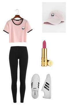 """""""Alien life"""" by meggrace04 on Polyvore featuring Polo Ralph Lauren, adidas and Elizabeth Arden"""
