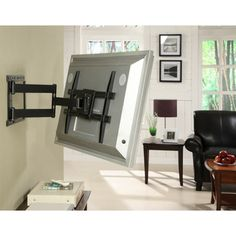 """Atlantic Large Articulating Mount for 37"""" to 64"""" Flat Panel TV's 