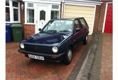 VW Polo Classic MK2 £995