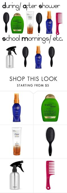 """""""Hair"""" by bvb-army-girl-16 ❤ liked on Polyvore featuring beauty, Organix, H&M, PERIGOT and Sephora Collection"""