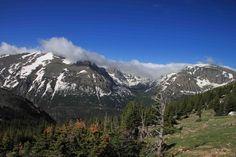 Colorado. Rocky Mountains.