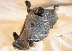 Forged boar.