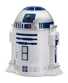 Need a gift for a Star Wars fan.  Star Wars R2-D2 Bento Box is a great lunch box or kitchen storage container that will delight kids of all ages.