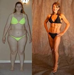 10 Unbelievable Fitness Before and Afters (weight loss before and after, fat to fit) - ODDEE