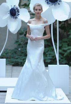 0fc7596b791 Lela Rose Shows Romantic Elegant Wedding Dresses for Fall 2016