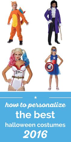 How to Personalize the Best Halloween Costumes of 2016 - thegoodstuff