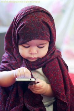 Babies Wearing Hijab