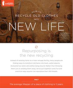 La Maison Jolie: Be Creative and Repurpose, Recycle & Reuse : Cotop...