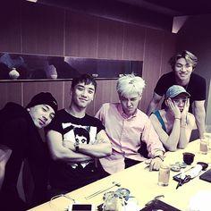 2015.08.22 BIGBANG(ビッグバン)T.O.P(チェ・スンヒョン)'s のインスタグラム