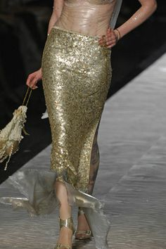 Jean Paul Gaultier   Spring 2008 Couture Collection   Style.com