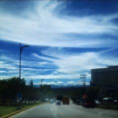 nubes #méxico