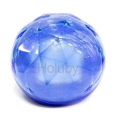 LED Light Remote Control Magic Color Ball Mini Bluetooth Speaker Support TF Card Blue