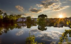 Odell's Pond Hobart And William Smith, Smith College, Seneca Lake, Colleges, Geneva, Adulting, Acre, Pond, Finger
