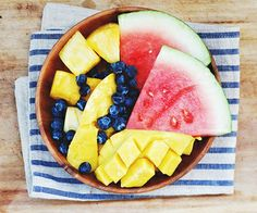 Colourful Fruit!