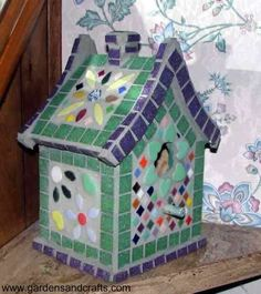 Most comprehensive how-to site I have found for garden crafts