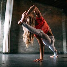 Nice! Such great energy. I love yoga :) #fitaction Thanks - IG/ashleygalvinyoga