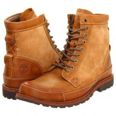 Timberland Earthkeepers Rugged Original Leather 6 Boot $115.99