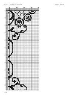 Sunshine Home Decor: Ebruli iplikle yapabileceğiniz kanaviçe seccade modeli- Serpil Keskin tasarım Prayer Rug, Diy And Crafts, Prayers, Cross Stitch, Embroidery, Beads, Rugs, Crochet, Charts