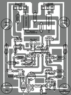 How to make transistor amplifier? using 2 transostor, electronics – Electronics … How to make transistor amplifier? using 2 transostor, electronics – Electronics Help Care Electronics Projects, Hobby Electronics, Electronics Basics, Electronic Circuit Design, Circuit Board Design, Subwoofer Box Design, Car Audio Amplifier, Hifi Audio, Electronic Schematics