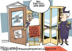 Thursday, August 25, 2016 - View more Opinion Cartoons here: http://www.norwichbulletin.com/photogallery/CT/20160801/PHOTOGALLERY/801009999/PH/1 #Opinion #Cartoon #Comic #Politics
