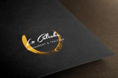 refonte logo restaurant et traiteur