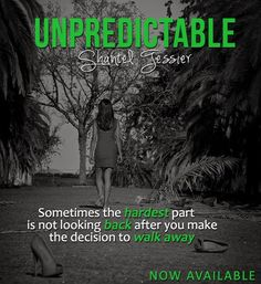 Book Heathens: Release of Unpredictable by Shantel Tessier + Giveaway