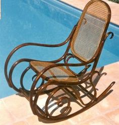 François Passolunghi  Rocking chair
