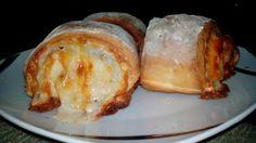 Varomeando: Pan rápido relleno de mantequilla, ajo y mozzarell...
