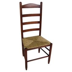 2 to paint? Dixie Seating Carolina Ladderback Chair & Reviews | Wayfair