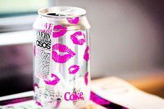 kisses on coke